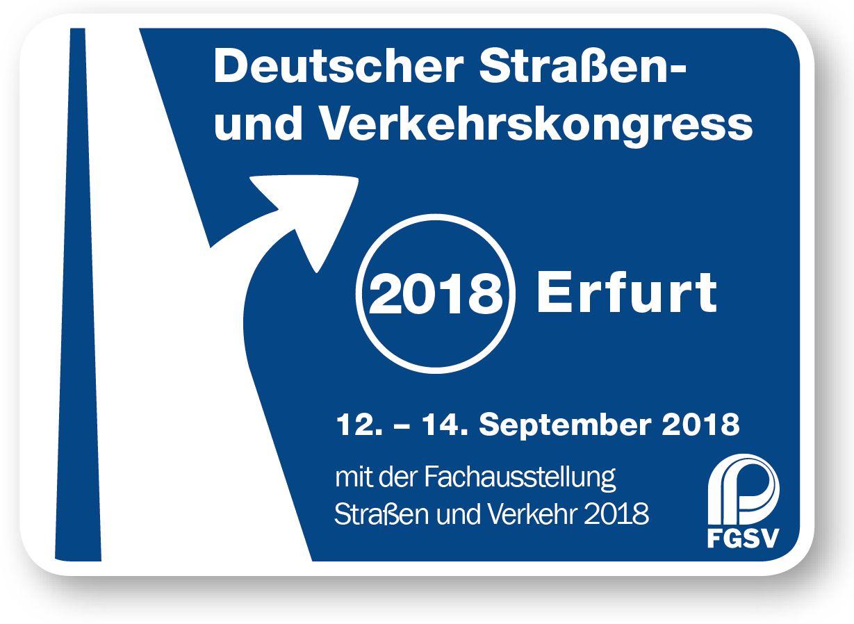 Deutscher Straßen- und Verkehrskongress 2018