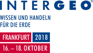 Intergeo 2018 Frankfurt Logo