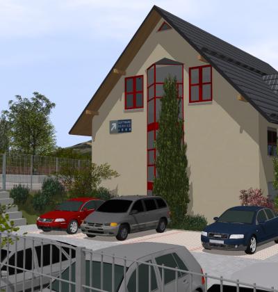 Fotorealistische 3D Visualisierung für Ihre Architektur.