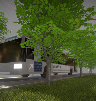 3D-Modell Bus zum Download