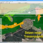 Kostentransparente 3D Planung von Bahntrasse