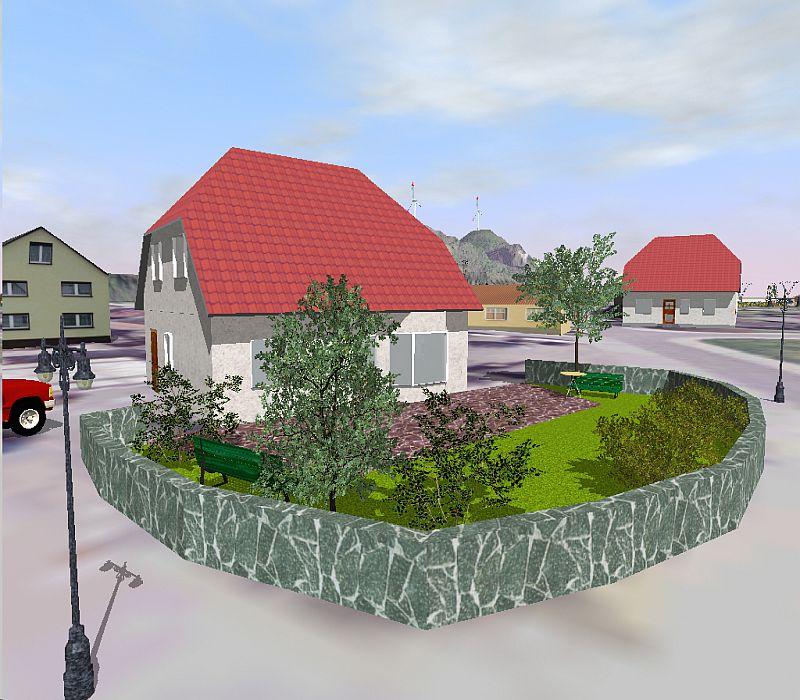 3d Stadtplanung Software Einfam Haus