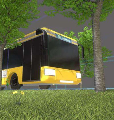 Top 10 unserer besten 3D-Modelle: Bus