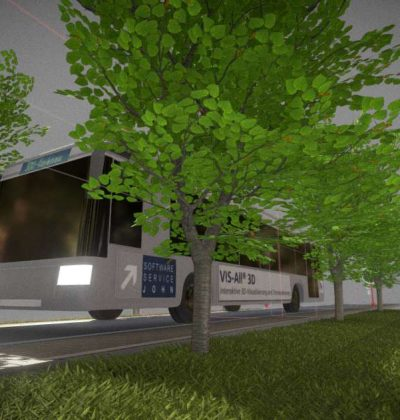 3D-Modell Bus zum Download
