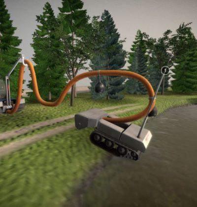 Top 10 unserer besten 3D-Baum-Modell: Schlammabsaugroboter