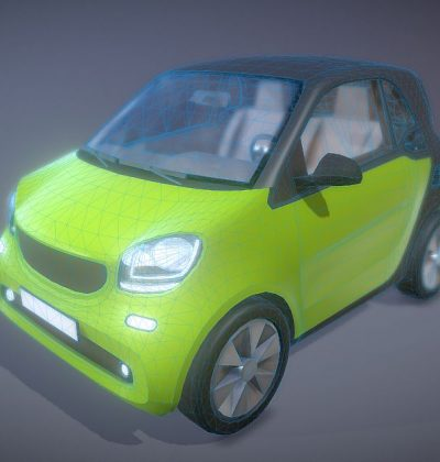 Online-Bibliothek für 3D-Modelle: Smart