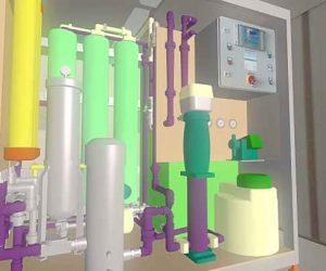 3D-Anlagenvisualisierung