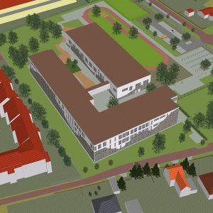 Wir bieten präzise und realitätsnahe 3D Architekturvisualisierung