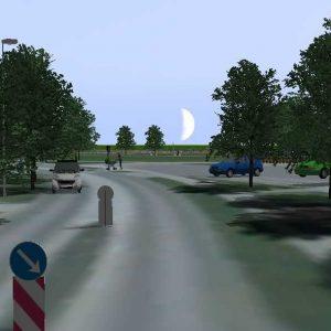 GIS-gestützte 3D-Visualisierung und Stadtplanung