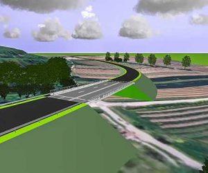Visualisierungssoftware für 3D Straßenbau und Infrastrukturmanagement