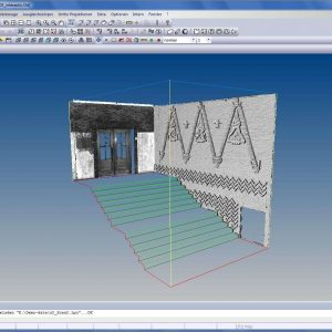 3D-CAD-Modellierung aus Punktwolken