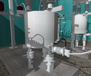 3D-Visualisierung und 3D-Modelle für Industrievisualisierung für Projekte im Anlagen- und Maschinenbau