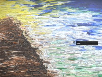 Heimat - Oil Painting - 3D Model Texture_Details - download