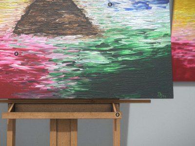 Heimat - Oil Painting - 3D Model - buy
