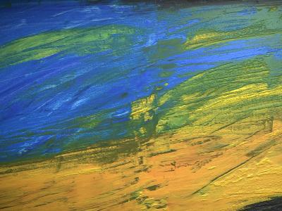 Landscape - Oil Painting - 3D Model buy