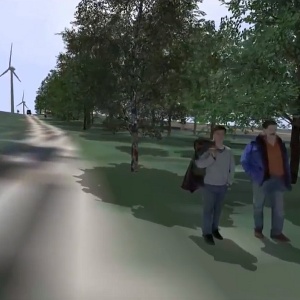 Der Schattenwurf von Windenergieanlagen analysieren und simulieren