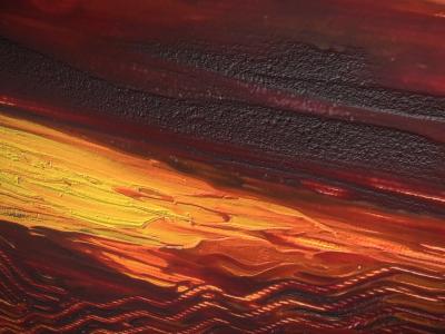 Wege - 3D Model - OIl Painting