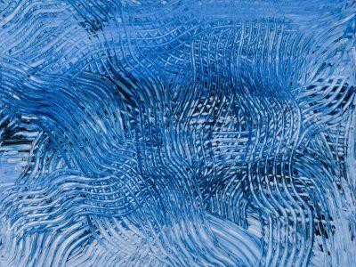 Blaue Verwandlung_2 - Oil Painting - 3D Modell download