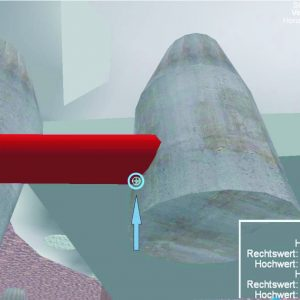 Visualisierung von Kanalnetz: Abwasserkanal
