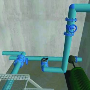 3D Tifbauplanung und Visualisierung: Rohrleitungsbau